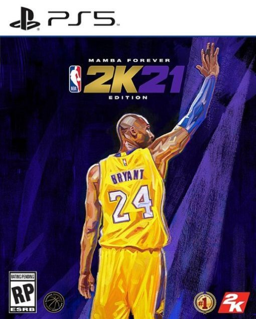 PS5 NBA 2K21 Mamba Forever Edition
