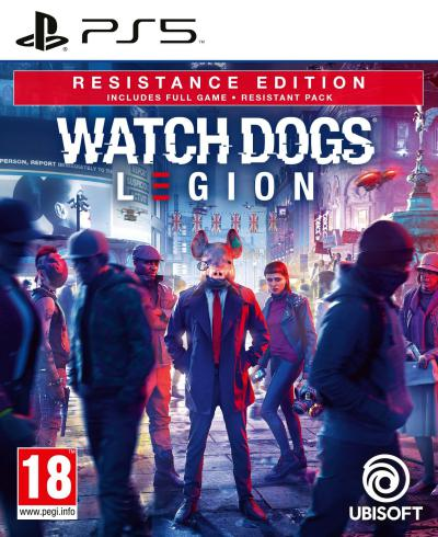 PS5 Watch Dogs Legion