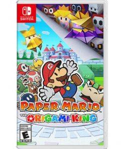 Nintendo Switch Paper Mario Origami King