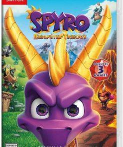 Nintendo Switch Spyro Reignited Trilogy