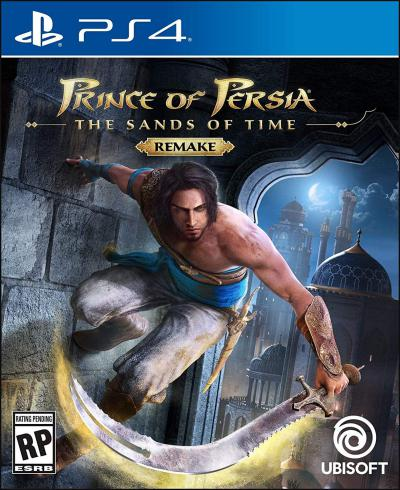 PS4 Prince of Persia The Sands of Time Remake