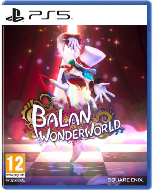 PS5 Balan Wondeworld