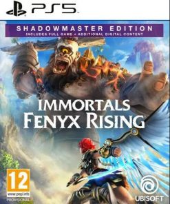 PS5 Immortals Fenyx Rising Shadowmaster Special Day 1 Edition