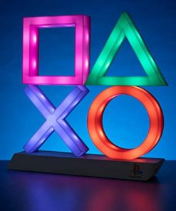 Playstation Icon Lights XL
