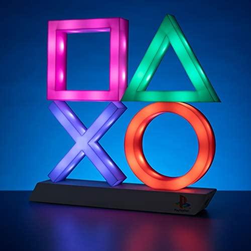 Playstation Icon Lights XL