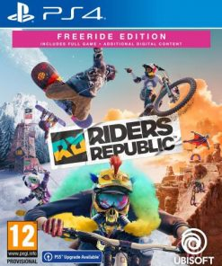 PS4 Riders Republic Freeride Edition