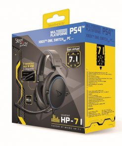PS4 Steelplay Wired Headset HP71