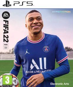 PS5 FIFA igra