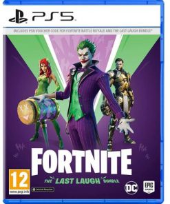 PS5 Fortnite The Last Laugh