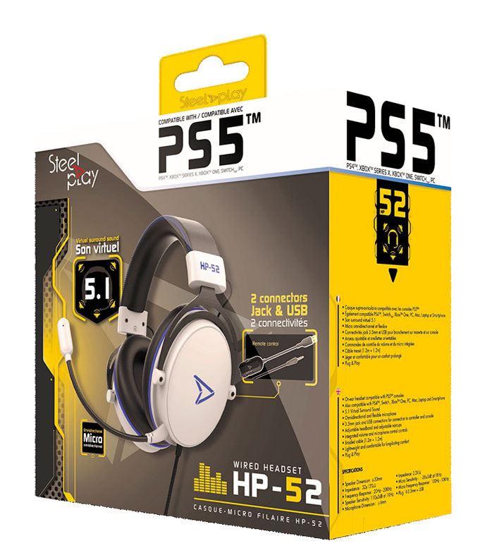 PS5 PS4 Slušalice HP52