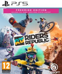 PS5 Riders Republic Freeride Edition