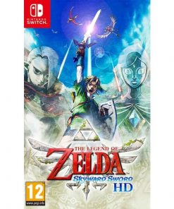 Switch The Legend of Zelda Skyward Sword