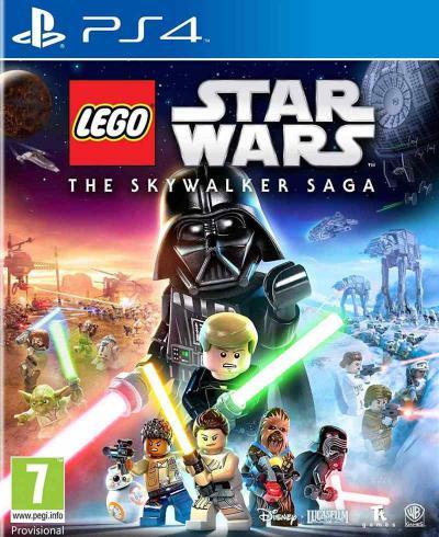 PS4 LEGO Star Wars The Skywalker Saga