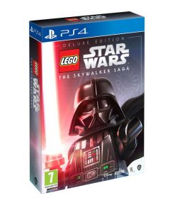 PS4 Lego Star Wars Skywalker Saga Deluxe