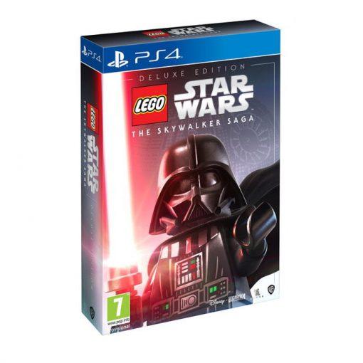 PS4 Lego Star Wars Skywalker Saga Deluxe