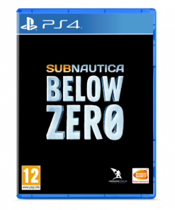 PS4 Subnautica Below Zero