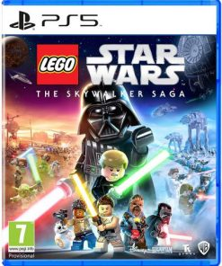 PS5 Lego Star Wars Skywalker Saga