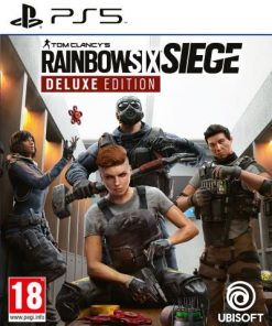 PS5 Tom Clancy Rainbow Six Siege