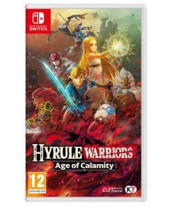 Nintendo Switch Hyrule Warriors Age Calamity
