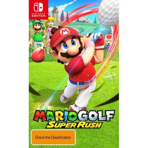 Nintendo Switch Mario Golf Super Rush