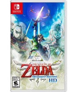 Nintendo Switch Target The Legend of Zelda Skyward Sword HD