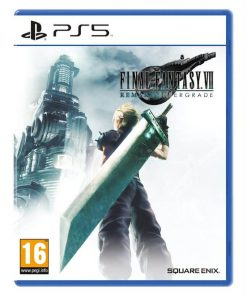 PS5 Final Fantasy VII Remake Intergrade