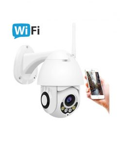 Video nadzor- motorizirana IP kamera 360 WiFi sa zvukom