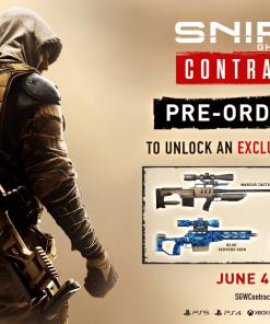 Sniper Contracts 2 bonus