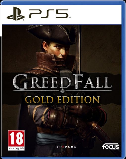 Greedfall Gold Edition - PS5t