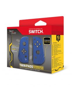 Nintendo Switch Kontroler Steelplay Twin Pads - Blue