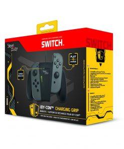 Nintendo Switch Steelplay Joycon Charging Grip New