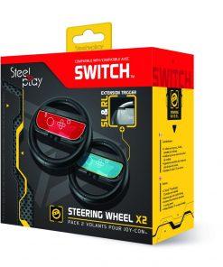 Nintendo Switch Steelplay Steering Wheel