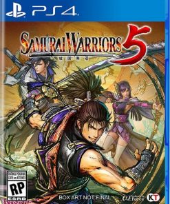 PS4 Samurai Warriors 5