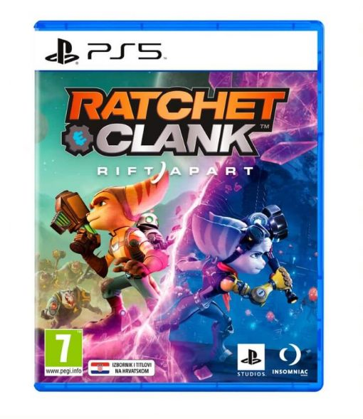 PS5 Ratchet and Clank