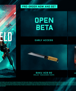 Battlefield 2042 preorder bonus