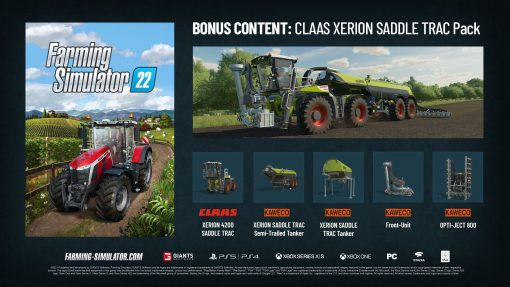 Farming Simulator PC pre order bonus