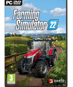 PC Farming Simulator 22