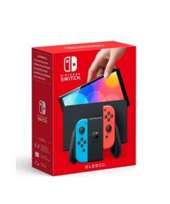 Konzola Nintendo Switch Red Blue OLED