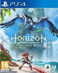 PS4 Horizon Foridden West